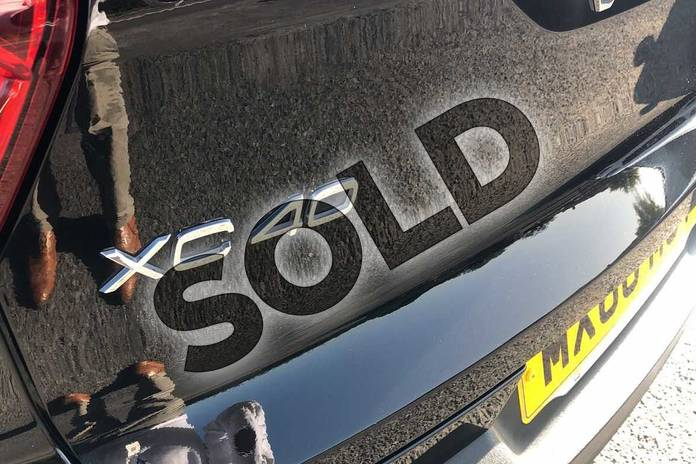 Image fifteen of this 2018 Volvo XC40 Estate 2.0 T4 Momentum 5dr AWD Geartronic in Onyx Black at Listers Volvo Worcester