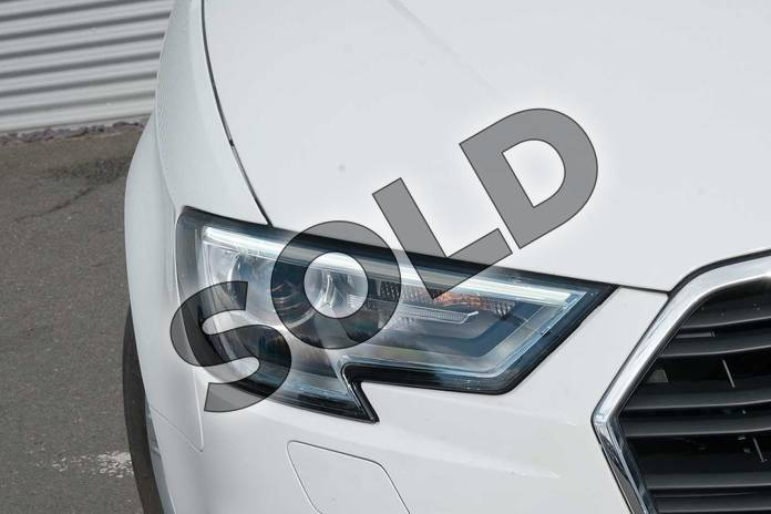 Image eight of this 2017 Audi A3 Sportback 1.0 TFSI SE 5dr in Ibis White at Coventry Audi
