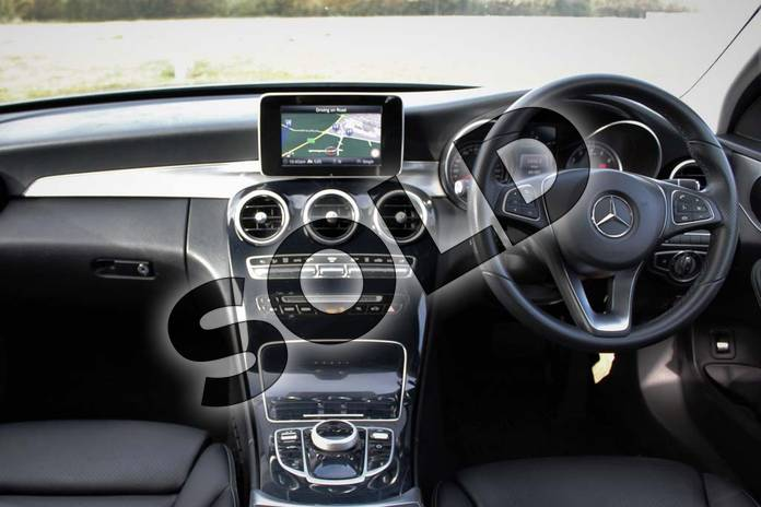 Image seven of this 2017 Mercedes-Benz C Class Saloon C350e Sport 4dr Auto in Selenite Grey metallic at Mercedes-Benz of Lincoln