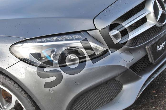 Image twenty-three of this 2017 Mercedes-Benz C Class Saloon C350e Sport 4dr Auto in Selenite Grey metallic at Mercedes-Benz of Lincoln