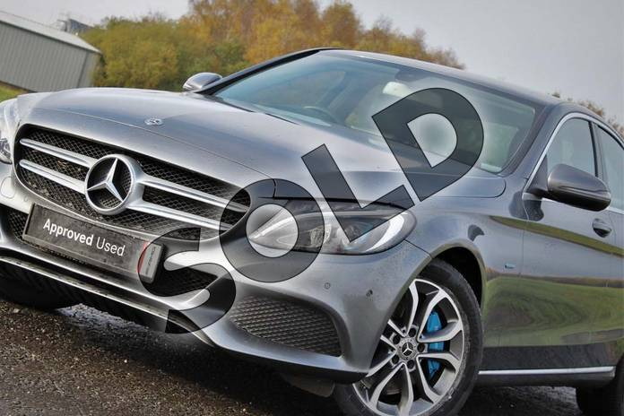 Image twenty-nine of this 2017 Mercedes-Benz C Class Saloon C350e Sport 4dr Auto in Selenite Grey metallic at Mercedes-Benz of Lincoln