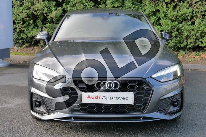 Image seven of this 2020 Audi A5 Sportback Special Editions 40 TDI Quattro Edition 1 5dr S Tronic in Daytona Grey Pearlescent at Worcester Audi