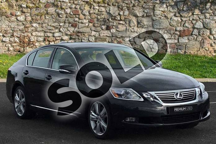 Picture of Lexus GS 450h 3.5 SE 2010 4dr CVT Auto in Cadoxton Slate