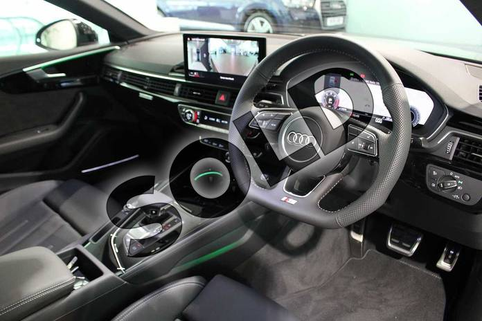 Image six of this 2020 Audi A5 Sportback Special Editions 40 TDI Quattro Edition 1 5dr S Tronic in District Green Metallic at Birmingham Audi