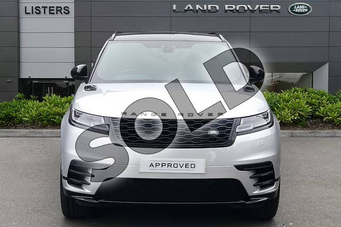 Image seven of this 2020 Range Rover Velar Diesel Estate 2.0 D180 R-Dynamic SE 5dr Auto in Indus Silver at Listers Land Rover Solihull