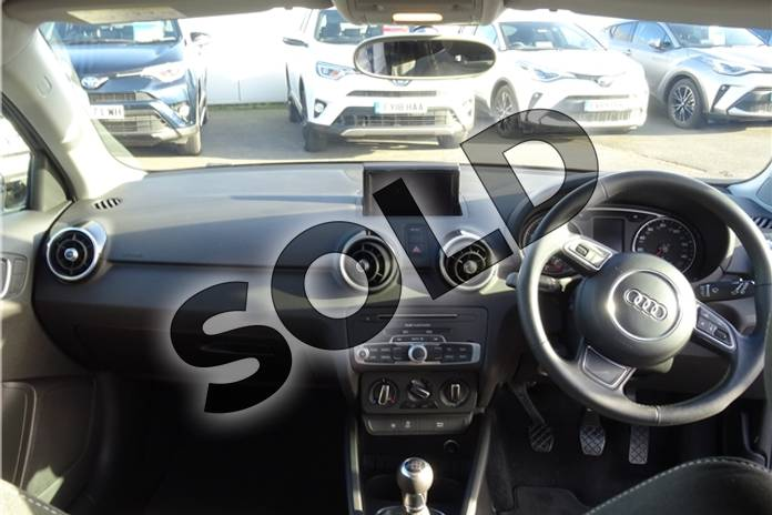 Image fifteen of this 2017 Audi A1 Sportback 1.4 TFSI Sport 5dr in Metallic - Utopia blue at Listers Toyota Lincoln