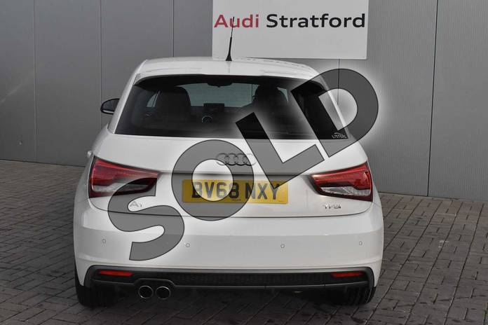 Image nine of this 2018 Audi A1 Sportback 1.4 TFSI S Line Nav 5dr in Shell White at Stratford Audi