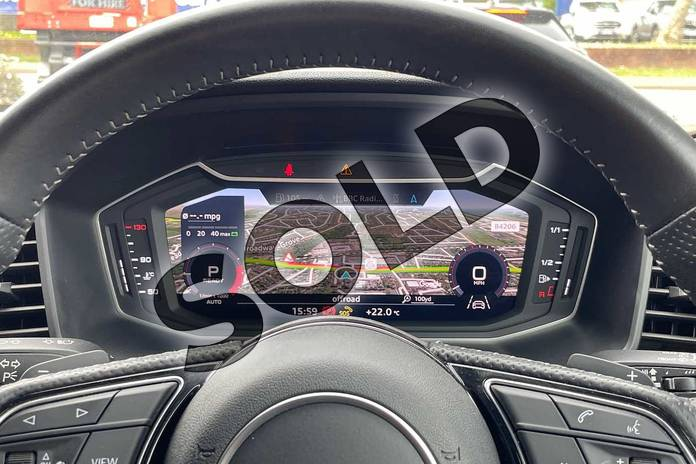 Image seven of this 2020 Audi A1 Sportback 35 TFSI Vorsprung 5dr S Tronic in Myth Black Metallic at Coventry Audi