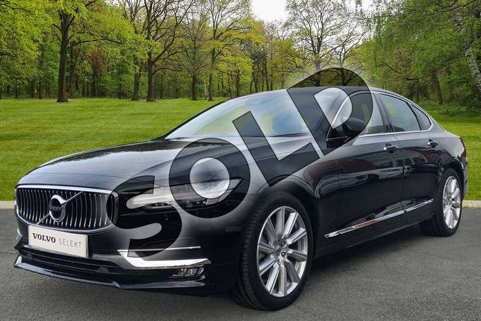 Image nine of this 2020 Volvo S90 Diesel Saloon 2.0 D5 Inscription Plus 4dr AWD Geartronic in Onyx Black at Listers Volvo Worcester