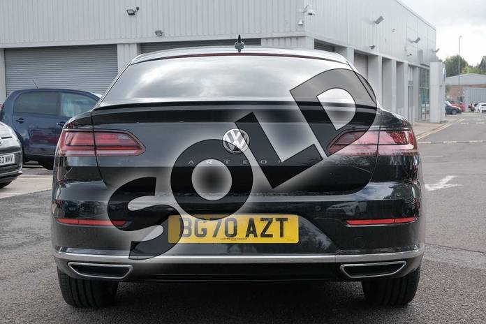 Image fifteen of this 2020 Volkswagen Arteon Diesel Fastback 2.0 TDI EVO SCR R-Line 5dr DSG in Deep black at Listers Volkswagen Leamington Spa