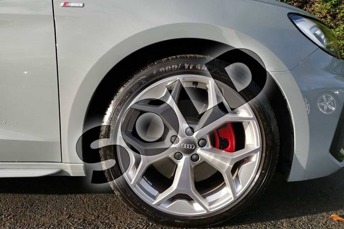 Image five of this 2020 Audi A1 Sportback 40 TFSI S Line Competition 5dr S Tronic in Arrow Grey Pearlescent at Worcester Audi