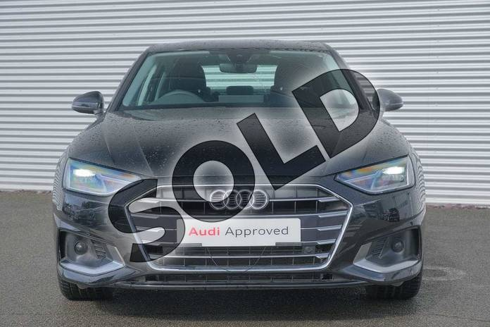 Image seven of this 2020 Audi A4 Diesel Saloon 30 TDI Sport 4dr S Tronic in Myth Black Metallic at Coventry Audi