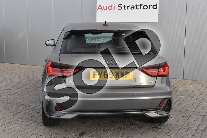 Image nine of this 2019 Audi A1 Sportback 30 TFSI S Line 5dr in Chronos Grey Metallic at Stratford Audi