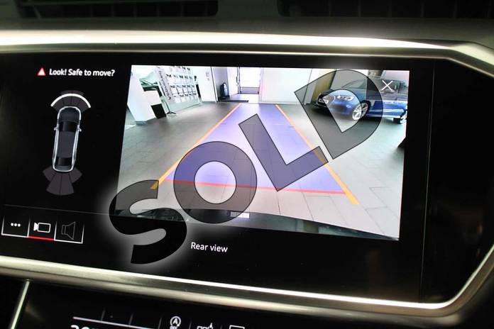 Image ten of this 2020 Audi A6 Diesel Saloon 40 TDI Quattro S Line 4dr S Tronic in Daytona Grey Pearlescent at Birmingham Audi