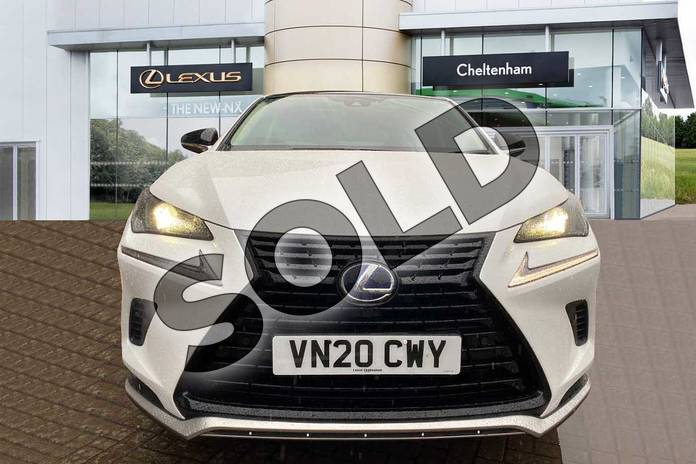 Image seven of this 2020 Lexus NX Estate 300h 2.5 5dr CVT (8