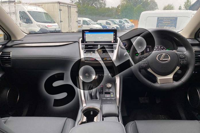 Image twelve of this 2020 Lexus NX Estate 300h 2.5 5dr CVT (8