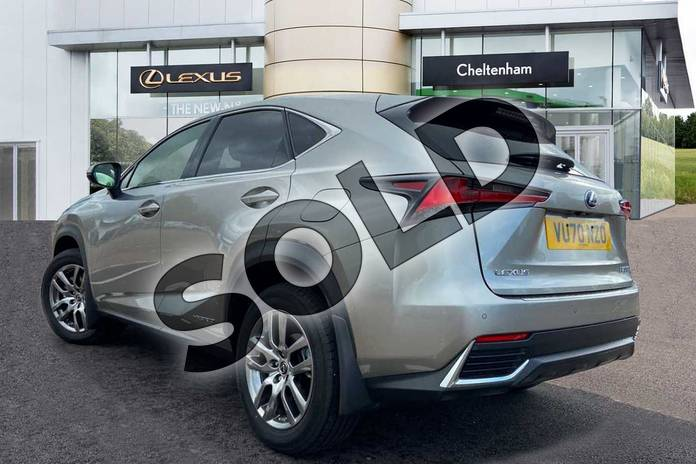 Image three of this 2020 Lexus NX Estate 300h 2.5 5dr CVT (8