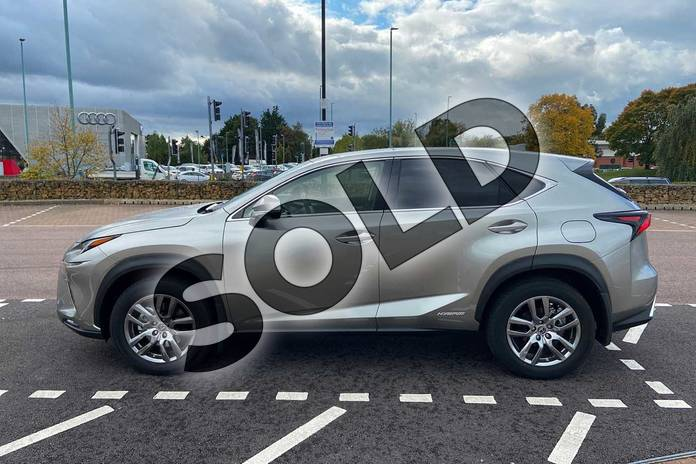 Image four of this 2020 Lexus NX Estate 300h 2.5 5dr CVT (8