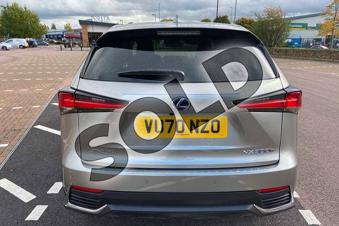 Image eleven of this 2020 Lexus NX Estate 300h 2.5 5dr CVT (8