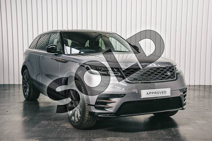 Picture of Range Rover Velar 2.0 D240 R-Dynamic S 5dr Auto in Eiger Grey