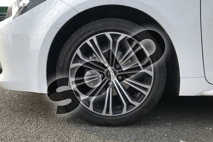 Image eighteen of this 2020 Toyota Corolla Touring Sport 1.8 VVT-i Hybrid Design 5dr CVT in White at Listers Toyota Nuneaton