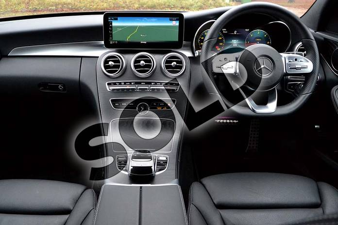 Image seven of this 2020 Mercedes-Benz C Class Diesel Saloon C220d AMG Line Edition 4dr 9G-Tronic in iridium silver metallic at Mercedes-Benz of Grimsby