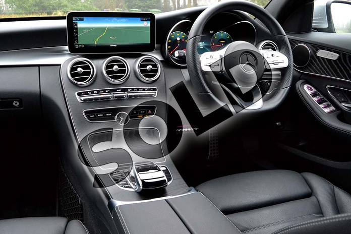 Image twenty-three of this 2020 Mercedes-Benz C Class Diesel Saloon C220d AMG Line Edition 4dr 9G-Tronic in iridium silver metallic at Mercedes-Benz of Grimsby