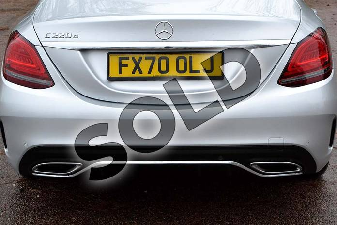 Image twenty-eight of this 2020 Mercedes-Benz C Class Diesel Saloon C220d AMG Line Edition 4dr 9G-Tronic in iridium silver metallic at Mercedes-Benz of Grimsby
