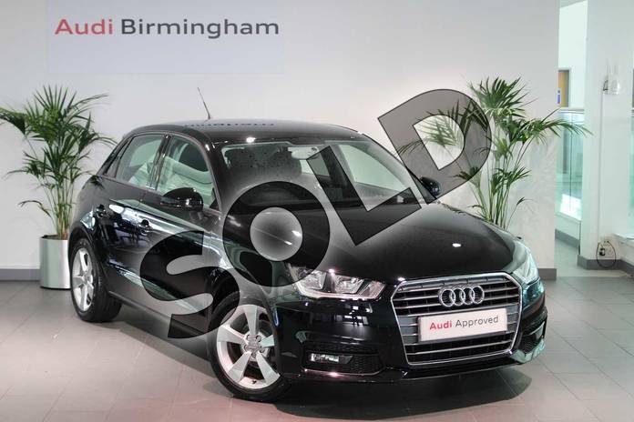 Picture of Audi A1 1.0 TFSI Sport 5dr in Brilliant Black