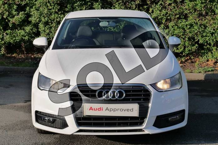 Image seven of this 2017 Audi A1 Hatchback 1.4 TFSI Sport 3dr in Shell White at Worcester Audi