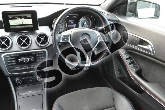 Image thirty-two of this 2014 Mercedes-Benz CLA Diesel Coupe CLA 220 CDI AMG Sport 4dr Tip Auto in Polar silver metallic at Mercedes-Benz of Hull