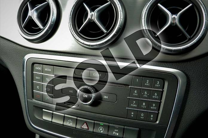 Image fourteen of this 2015 Mercedes-Benz CLA Diesel Coupe CLA 220 CDI AMG Sport 4dr Tip Auto in Polar silver metallic at Mercedes-Benz of Lincoln