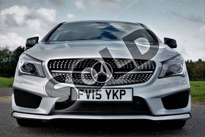 Image thirty-one of this 2015 Mercedes-Benz CLA Diesel Coupe CLA 220 CDI AMG Sport 4dr Tip Auto in Polar silver metallic at Mercedes-Benz of Lincoln