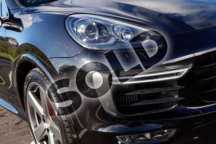 Image eight of this 2015 Porsche Cayenne Estate GTS 5dr Tiptronic S in Jet Black Metallic at Porsche Centre Hull