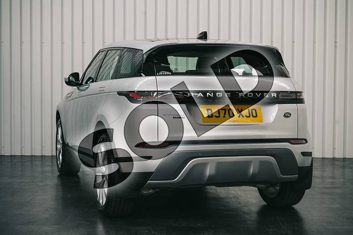 Image two of this 2020 Range Rover Evoque Diesel Hatchback 2.0 D180 SE 5dr Auto in Indus Silver at Listers Land Rover Solihull