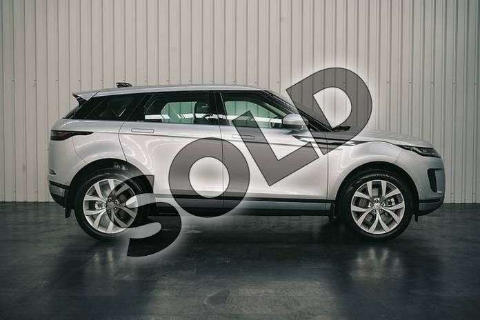Image five of this 2020 Range Rover Evoque Diesel Hatchback 2.0 D180 SE 5dr Auto in Indus Silver at Listers Land Rover Solihull