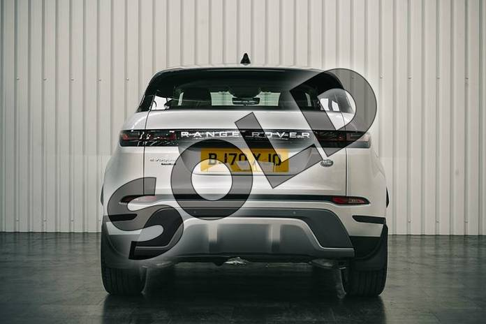 Image six of this 2020 Range Rover Evoque Diesel Hatchback 2.0 D180 SE 5dr Auto in Indus Silver at Listers Land Rover Solihull