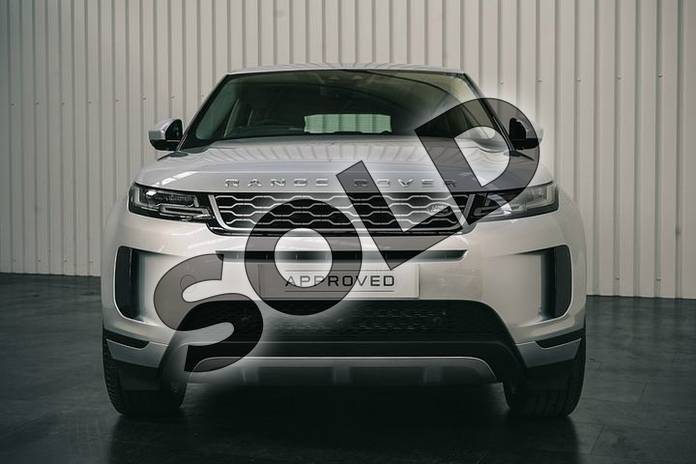 Image seven of this 2020 Range Rover Evoque Diesel Hatchback 2.0 D180 SE 5dr Auto in Indus Silver at Listers Land Rover Solihull