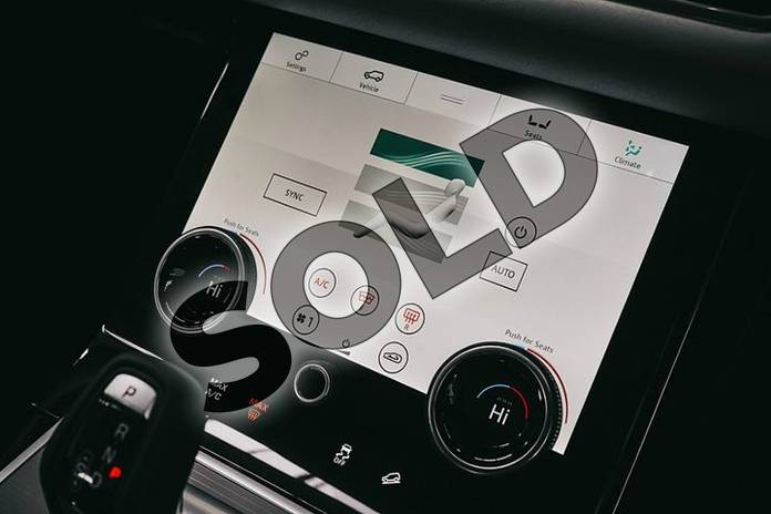 Image thirteen of this 2020 Range Rover Evoque Diesel Hatchback 2.0 D180 SE 5dr Auto in Indus Silver at Listers Land Rover Solihull