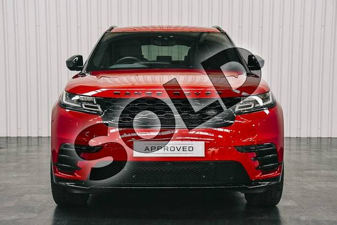 Image seven of this 2020 Range Rover Velar Diesel Estate 3.0 D275 R-Dynamic S 5dr Auto in Firenze Red at Listers Land Rover Solihull