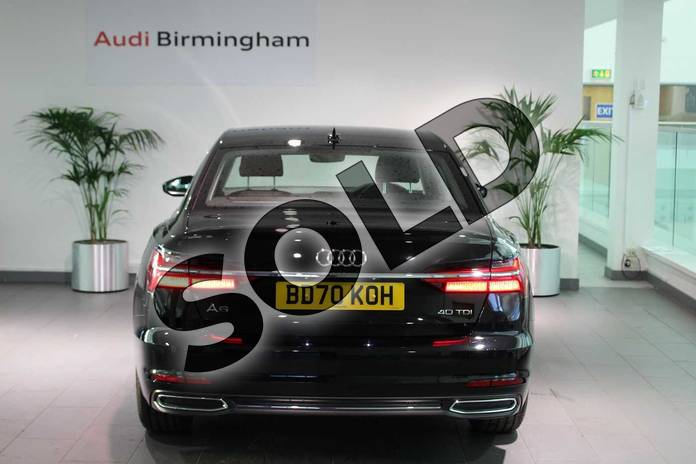 Image thirteen of this 2020 Audi A6 Diesel Saloon 40 TDI Sport 4dr S Tronic in Myth Black Metallic at Birmingham Audi