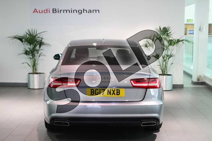 Image fifteen of this 2017 Audi A6 Saloon Special Editions 2.0 TDI Ultra Black Edition 4dr S Tronic in Tornado Grey Metallic at Birmingham Audi