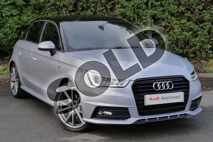 Audi A1 Sportback Special Editions 1.6 TDI Black Edition 5dr