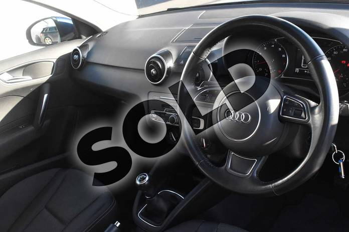 Image six of this 2017 Audi A1 Sportback 1.4 TFSI Sport 5dr in Scuba Blue Metallic at Stratford Audi