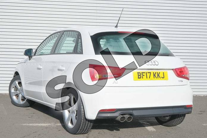 Image three of this 2017 Audi A1 Sportback 1.4 TFSI Sport 5dr in Shell White at Coventry Audi