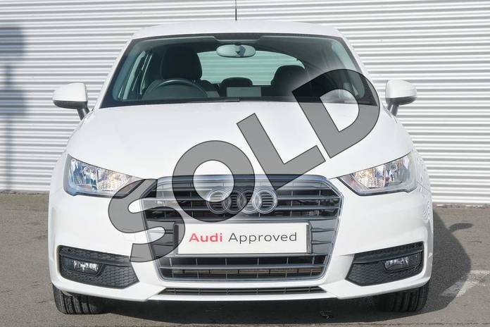 Image seven of this 2017 Audi A1 Sportback 1.4 TFSI Sport 5dr in Shell White at Coventry Audi