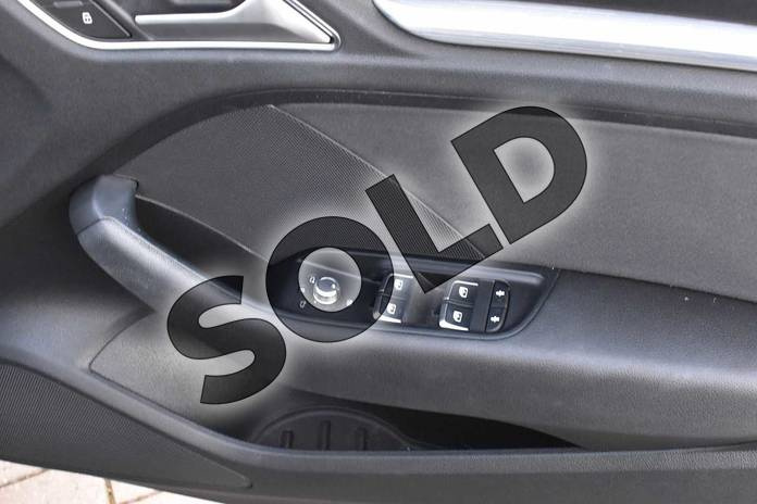 Image eleven of this 2013 Audi A3 Diesel Sportback 1.6 TDI Sport 5dr in Monsoon Grey Metallic at Stratford Audi