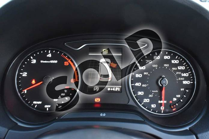 Image fifteen of this 2013 Audi A3 Diesel Sportback 1.6 TDI Sport 5dr in Monsoon Grey Metallic at Stratford Audi