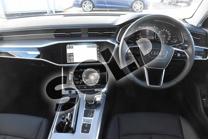 Image seventeen of this 2020 Audi A6 Saloon 45 TFSI Quattro Sport 4dr S Tronic in Firmament Blue Metallic at Stratford Audi