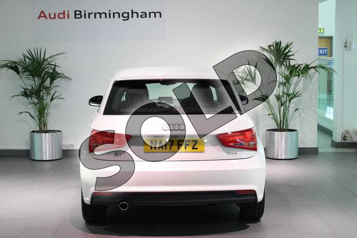 Image thirteen of this 2017 Audi A1 Hatchback 1.0 TFSI Sport 3dr in Shell White at Birmingham Audi